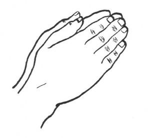 praying together 001