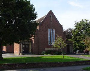 Church Exterior c